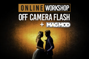 Online Workshop Off-Camera Flash MagMod